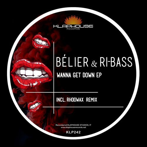 Belier, Ri-Bass - Wanna Get Down [KLP242]