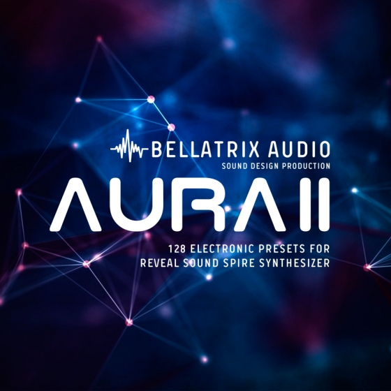 Bellatrix Audio AURA II For REVEAL SOUND SPiRE