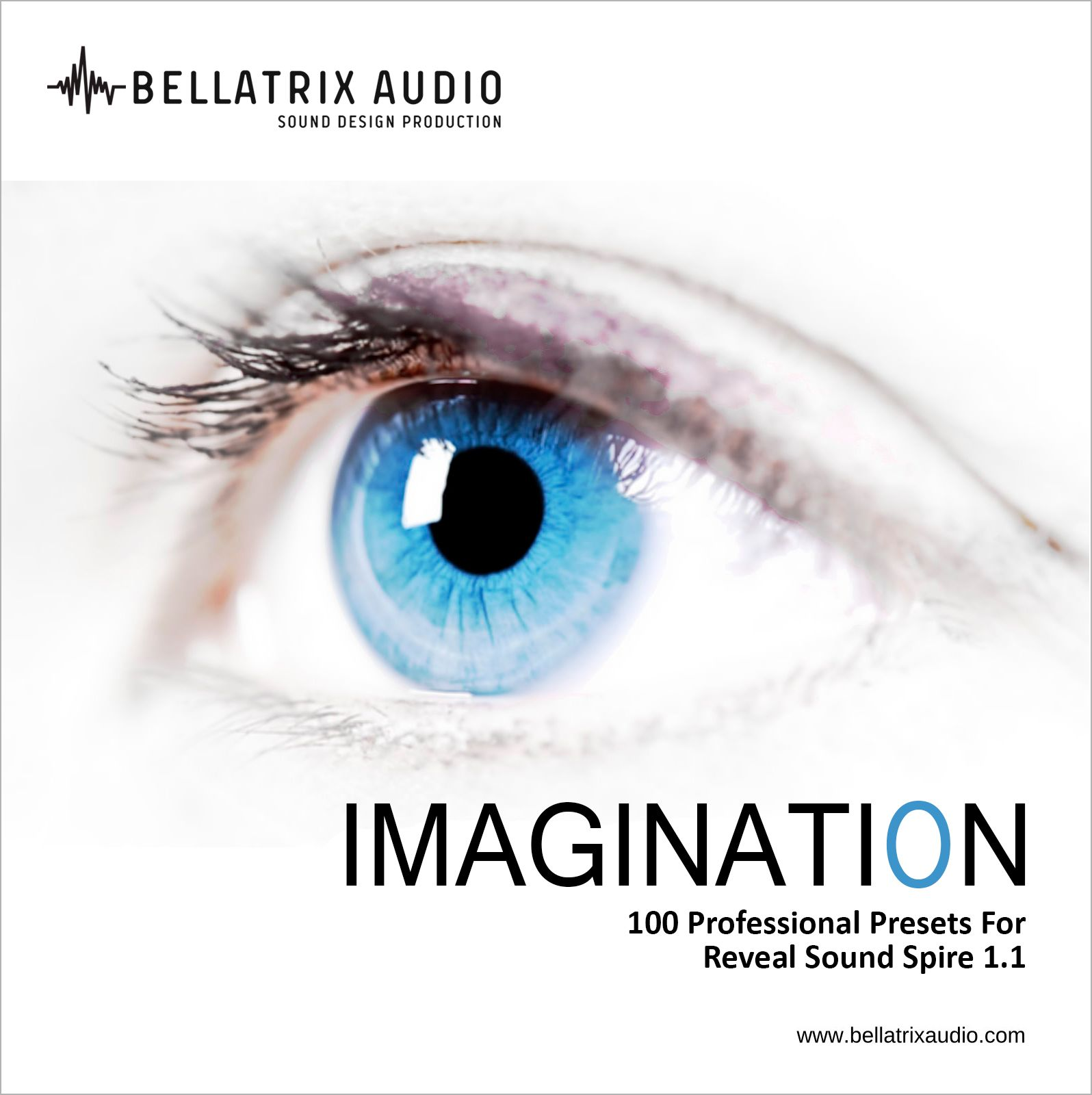Bellatrix Audio IMAGINATI0N For REVEAL SOUND SPiRE