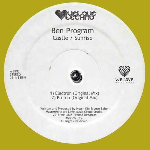 Ben Program – Castle / Sunrise [WLT132]
