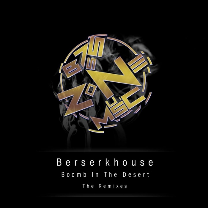 Berserkhouse - Bomb In The Desert [BZM 026]