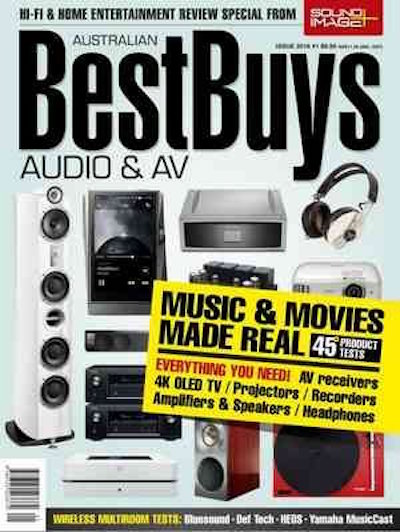Best Buys Audio & AV Issue #1 2016