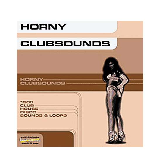Best Service Horny Club Sounds AKAI-CHiC / CDDA-DViSO