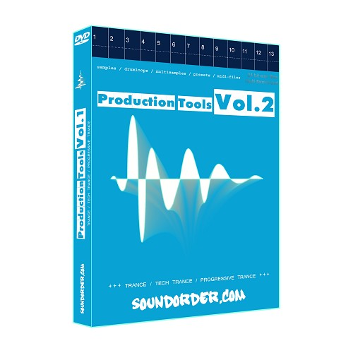Best Service Production Tools Vol 2 MULTiFORMAT DVDR-KRock