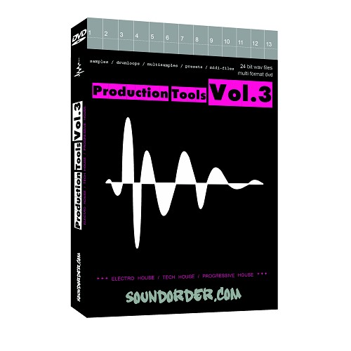 Best Service Production Tools Vol 3 MULTiFORMAT DVDR-KRock