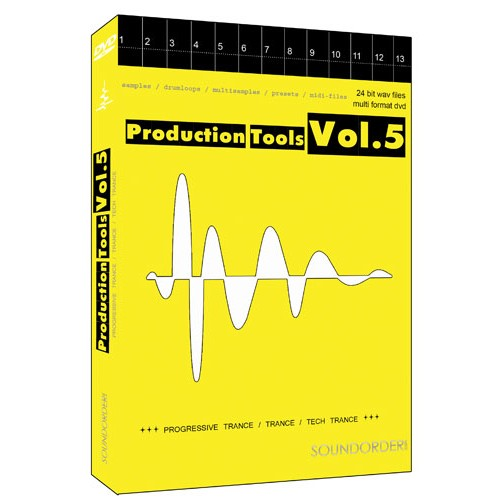 Best Service Production Tools Vol 5 MULTiFORMAT DVDR-KRock