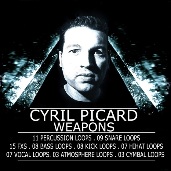Big Bad Dog Cyril Picard Weapons WAV