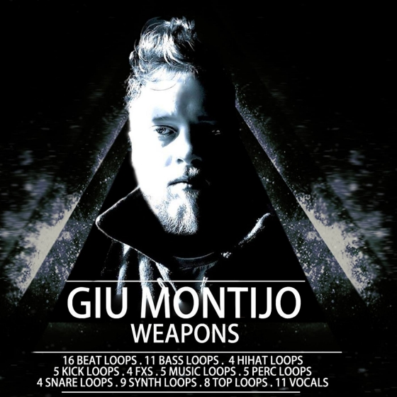 Big Bad Dog Giu Montijo Weapons WAV-AUDIOSTRiKE