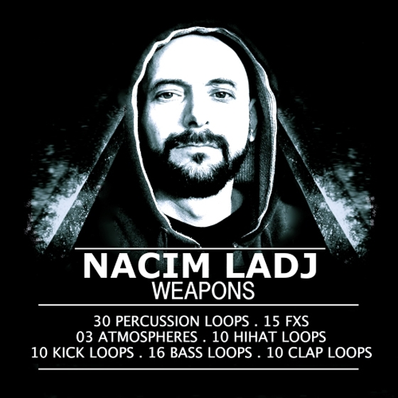 Big Bad Dog Nacim Ladj Weapons WAV