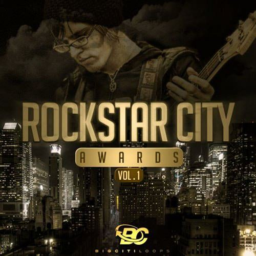 Big Citi Loops Rockstar City Awards Vol.1 WAV