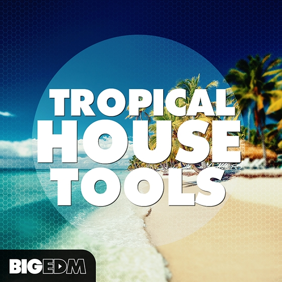 Big EDM Tropical House Tools WAV MiDi Ableton Sylenth1 Spire TUTORiAL
