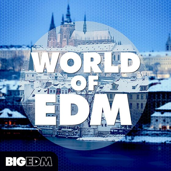 html edm template - big edm world of edm wav midi sylenth1 flp ableton