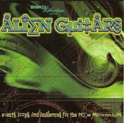 Big Fish Audio Alien Guitars Vol.1 WAV