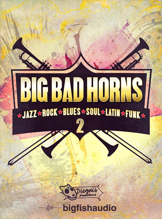 Big Fish Audio Big Bad Horns 2 MULTiFORMAT