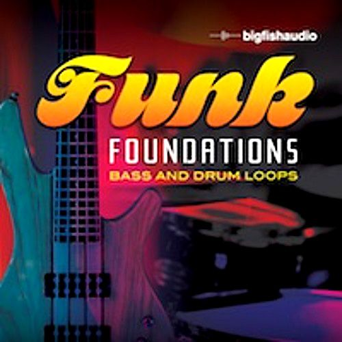 Big Fish Audio Funk Foundations ACiD WAV REX AiFF RMX