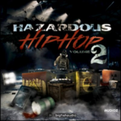 Big Fish Audio Hazardous Hip Hop Vol.2 ACiD WAV-KRock