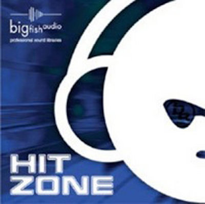 Big Fish Audio Hit Zone Vol.1 ACID WAV CDDA-CoBaLT