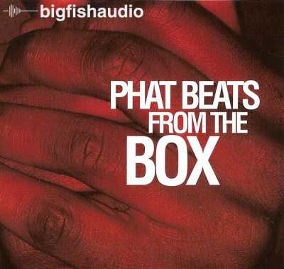 Big Fish Audio Phat Beats From The Box ACID WAV CDDA-PAD
