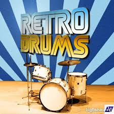 Big Fish Audio Retro Drums MULTiFORMAT-MAGNETRiXX