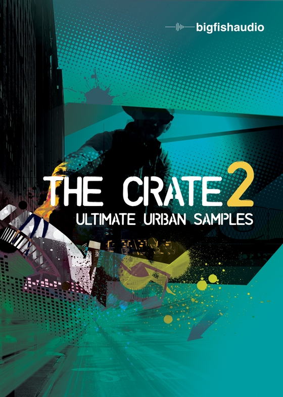 Big Fish Audio The Crate 2 Ultimate Urban MULTiFORMAT MERRY XMAS