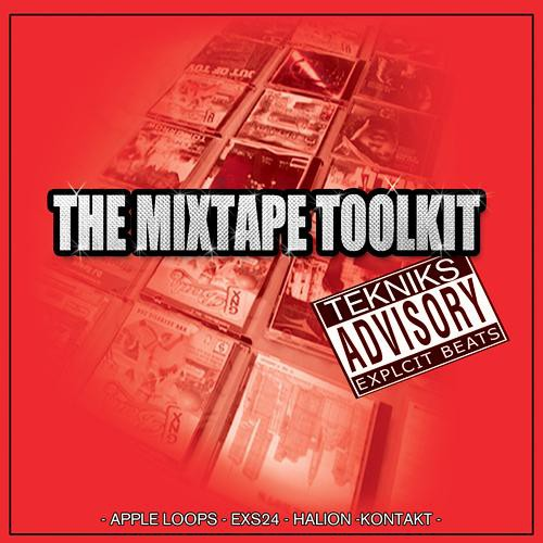Big Fish Audio The Mixtape Toolkit EXS24 HALiON KONTAKT AIFF-DYNAMiCS