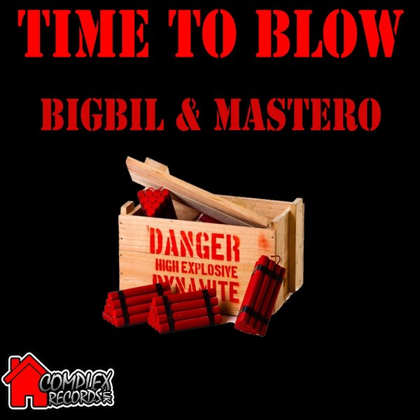 BigBil,Mastero - Time To Blow [CPRUK 14]
