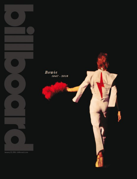 Billboard 23 January 2016