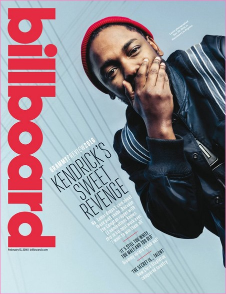 Billboard Magazine 13 February 2016