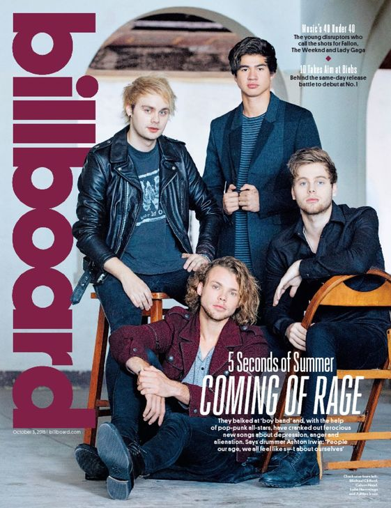 Billboard Magazine 3 October 2015