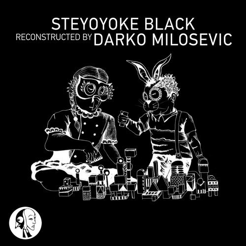 Binaryh, Nick Devon, Never Lost – Steyoyoke Black Reconstructed by Darko Milosevic [SYYKBLK042]
