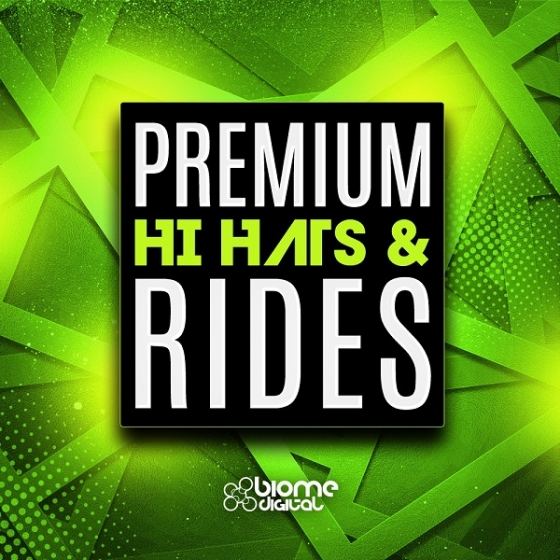 Biome Digital Premium Hi Hats And Rides WAV