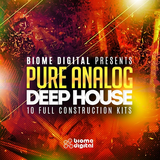 Biome Digital Pure Analog Deep House MULTiFORMAT