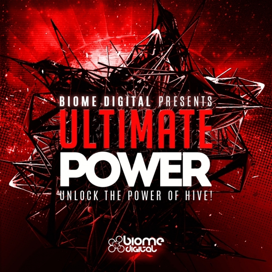 Biome Digital Ultimate Power For U-HE HiVE