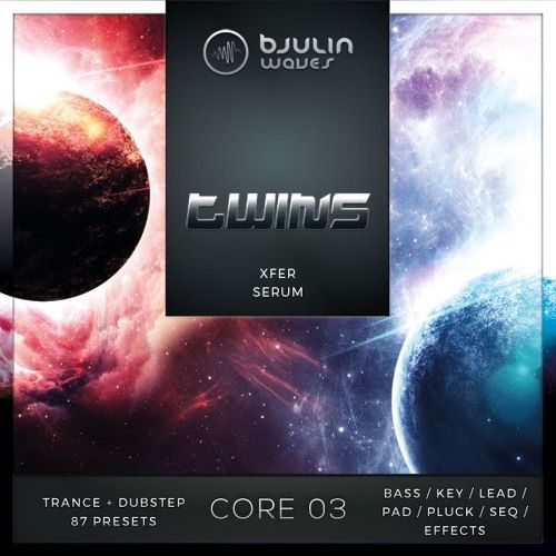 Bjulin Waves Core 03 Twins for Xfer Serum