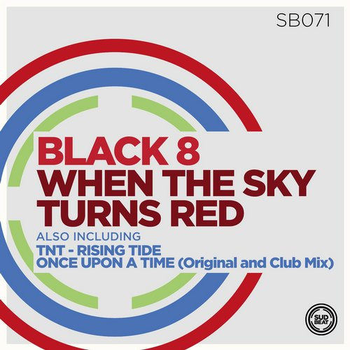 Black 8 – When The Sky Turns Red [SB071]