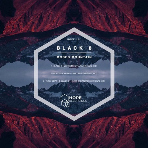 Black 8, Arrab, Tone Depth – Moses Mountain [HOPE132]