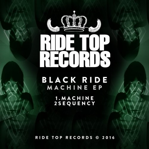 Black Ride - Machine [RTPR019]