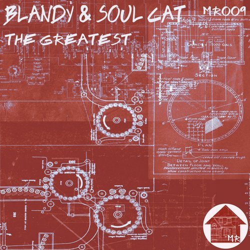 Blandy, Soul Cat - The Greatest [MR009]