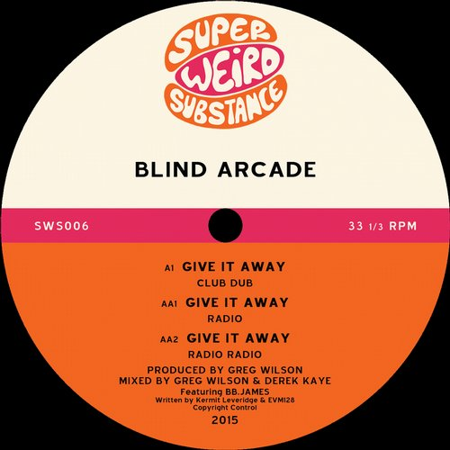 Blind Arcade - Give It Away [SWSD006]