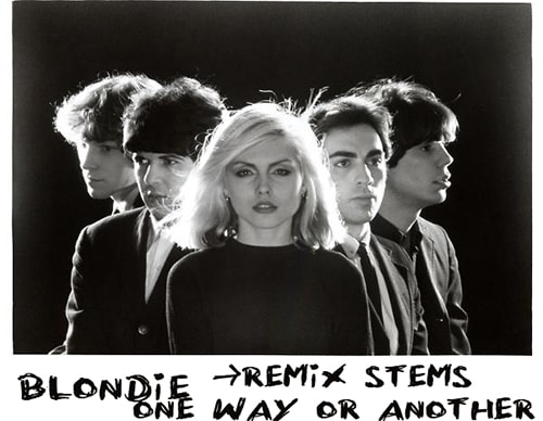 Blondie One Way Or Another Multitrack WAV