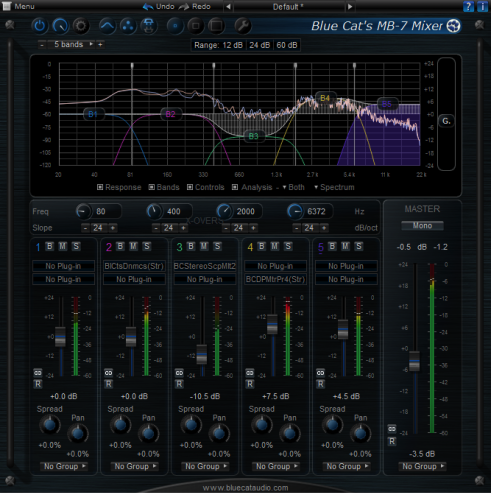Blue Cat Audio Blue Cats MB-7 Mixer v2.51-R2R