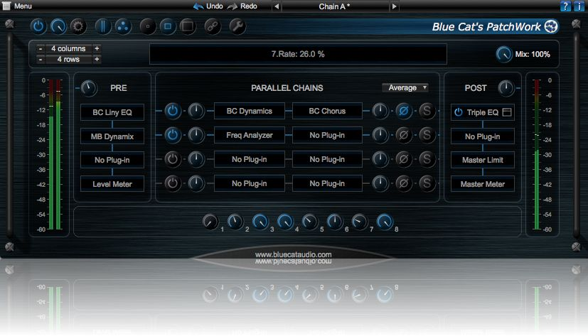 Blue Cat Audio Blue Cats PatchWork v1.72a VST MacOSX-Kleen