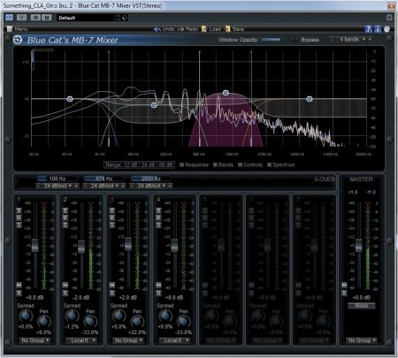 Blue Cat Audio MB-7 Mixer v2.51 AU OSX-Kleen