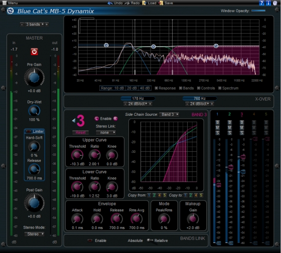Blue Cat's Dynamics v4.0 MAC OSX-Kleen