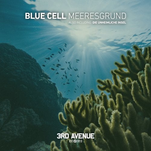 Blue Cell - Portworker [SMD182]