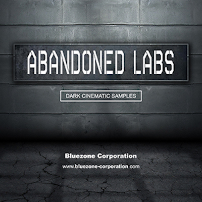 Bluezone Abandoned Labs Dark Cinematic Samples