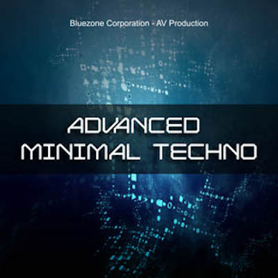Bluezone Corporation Advanced Minimal Techno WAV