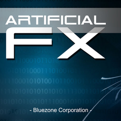 Bluezone Corporation Artificial FX WAV-DYNAMiCS