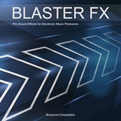 Bluezone Corporation Blaster FX WAV