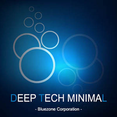Bluezone Corporation Deep Tech Minimal WAV AIFF